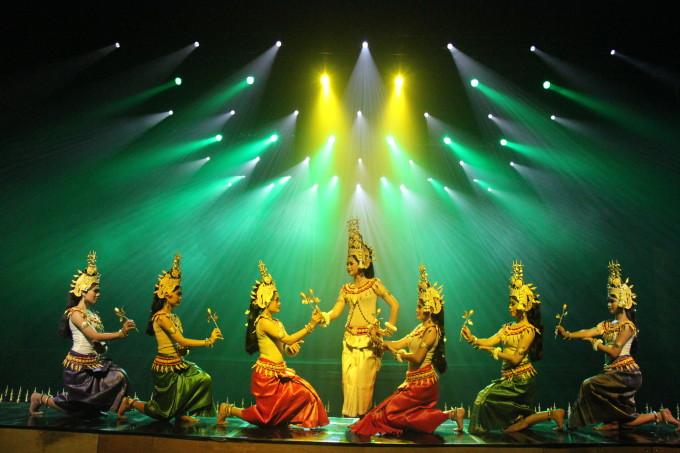 Apsara Dance(3)