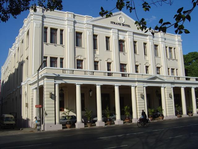 一度は訪れたい!ヤンゴンの迎賓館「ストランドホテル」
