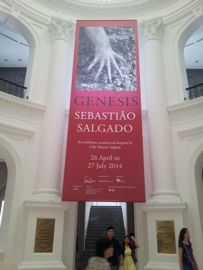シンガポール国立博物館で写真鑑賞と歴史にひたる!