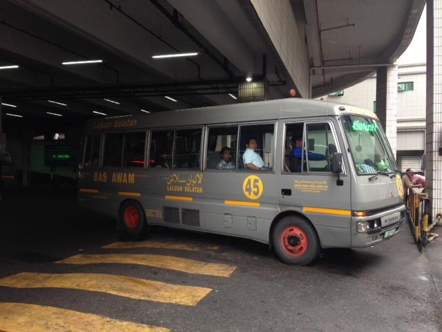 事前に知っておきたい!貴重なブルネイの交通手段~公共バス~