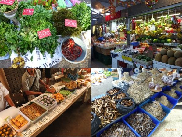 東南アジアで訪れてみたい市場!