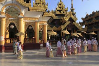 【旅を深めるミニ講座】体感する、ミャンマー仏教 ー後編ー