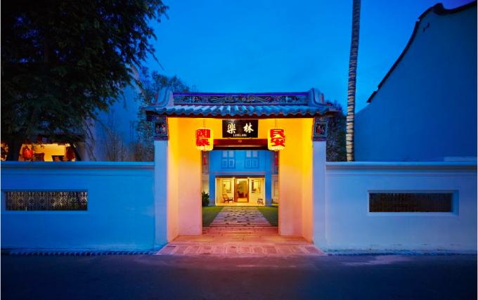 ペナン島心にもお財布にも優しい、厳選ブティックホテル