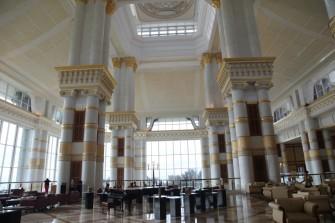 元・王族家の迎賓館!噂の7つ星ホテル「エンパイヤホテル」