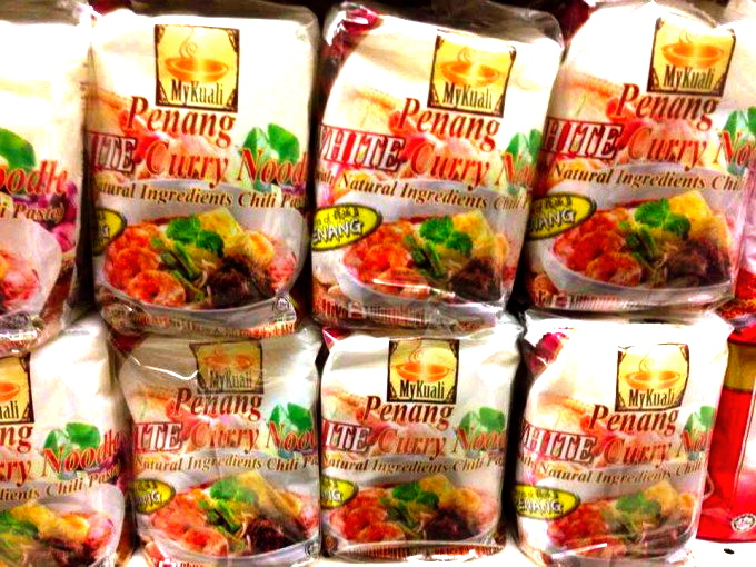 インスタント麺ランキング首位を獲得「ペナンホワイトカリーミー」