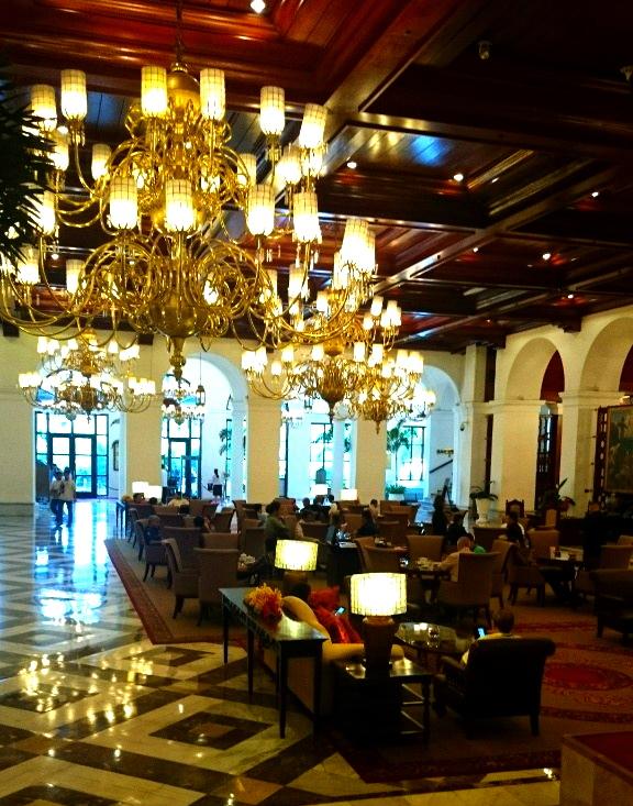 マニラの歴史を感じるコロニアルホテル「MANILA HOTEL」