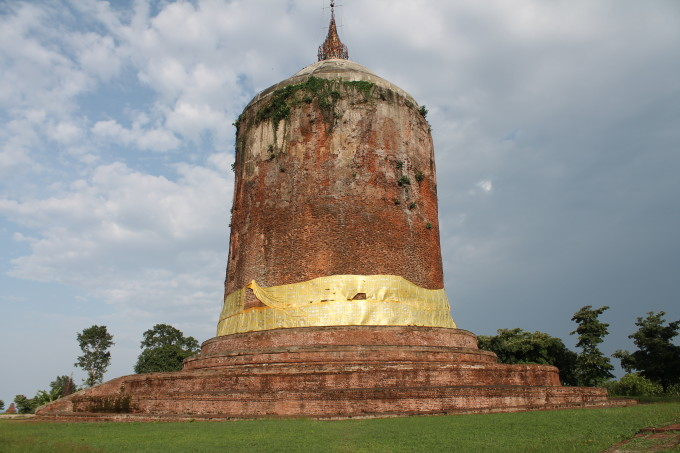ミャンマー初の世界遺産!ピュー王国の遺跡群に迫る その1~全体について~