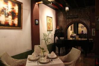 アウンサン将軍ゆかりのレストラン「House of Memories 」でミャンマー料理を食べよう!