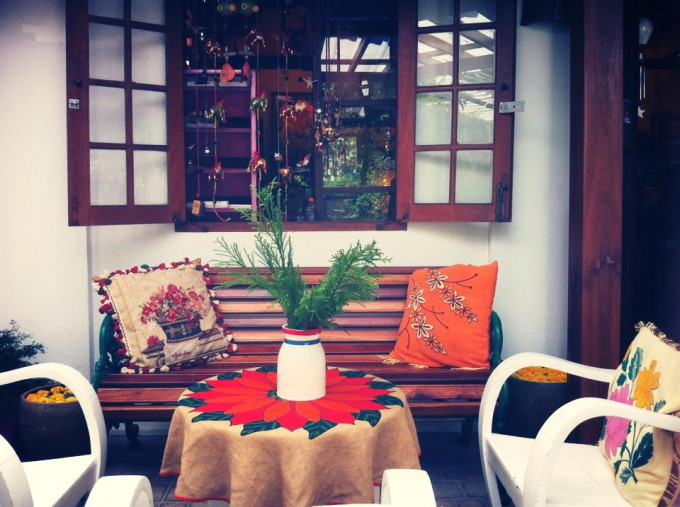チェンマイ郊外、メーリムの素敵カフェへ行ってみませんか?
