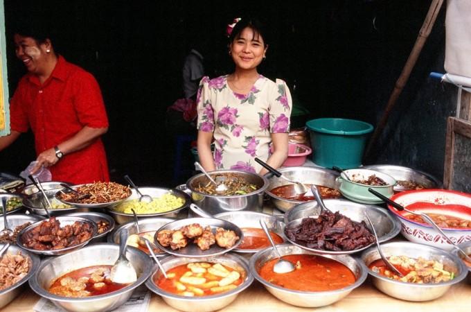 【日本国内イベント情報】ミャンマー流ごはんの楽しみ方!表参道ごはんフェス スピンオフイベント