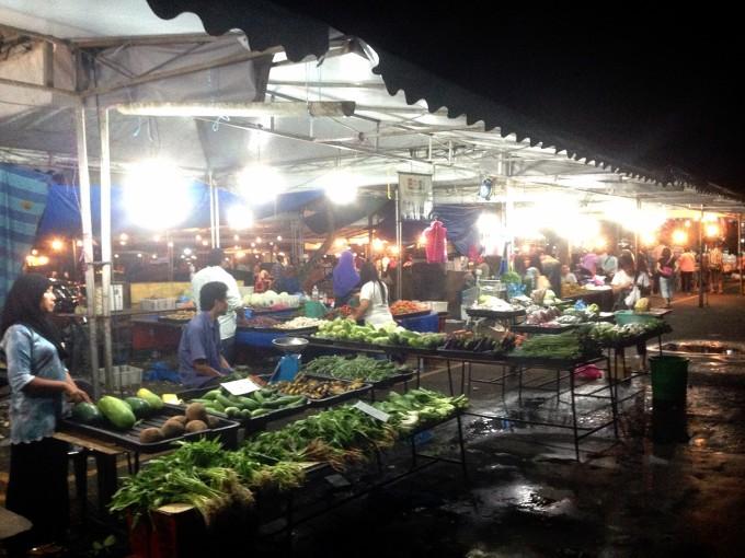 ブルネイ_ナイトマーケット