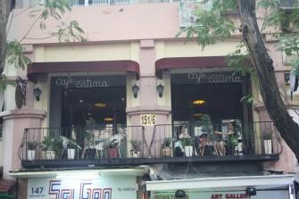 ドンコイ通りのおすすめお洒落カフェ③「CATINA café」
