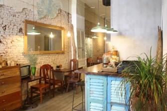 【※店名変更(2014.11.20)】ドンコイ通りのおすすめお洒落カフェ「BAO」