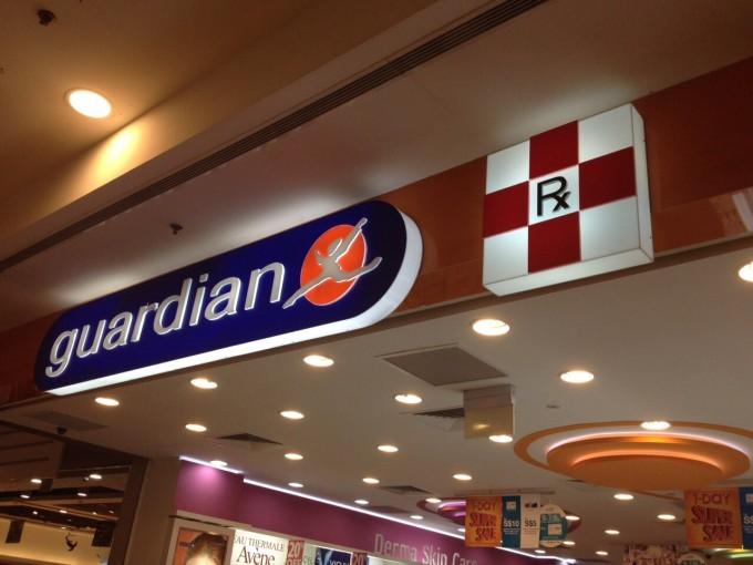 シンガポールのドラッグストア事情「Watsons」と「Guardian」