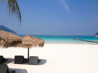 マレーシアで一番美しい島「レダン島」で過ごす極上ご褒美旅