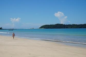 ミャンマーの穴場リゾート「ガパリビーチ」へ!