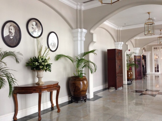 マレーシアで最も由緒と格式のあるホテルの1つ「E&Oホテル」