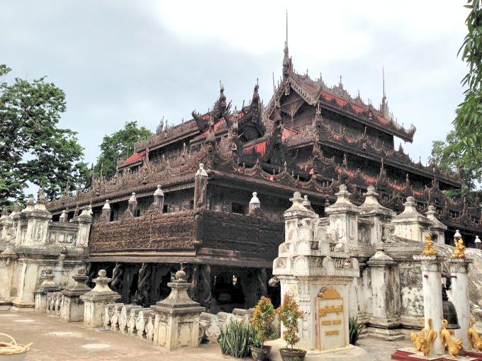 ミャンマー第二の都市マンダレーの人気スポットをご紹介!
