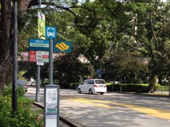 シンガポールのバス利用法 & 便利アプリ