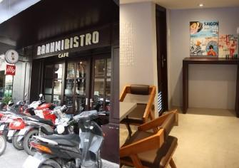 【閉店】バインミー専門店とカフェが一緒になった新感覚のお店「BANHMI BISTRO CAFÉ」