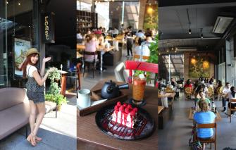 バンコクで可愛くて美味しいスイーツが食べられるカフェ