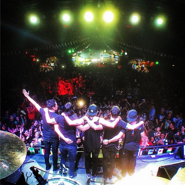 タイで絶大な支持を誇るロックバンド「BIG ASS」