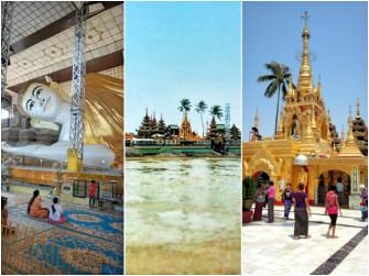 ヤンゴンから日帰りできる!一度は訪れたい人気観光スポット