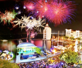 SQ Fireworks 1 - by Jeremy Tan