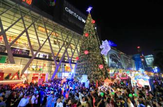 【アジア×クリスマス旅】攻略!バンコクで過ごすクリスマスSPOT