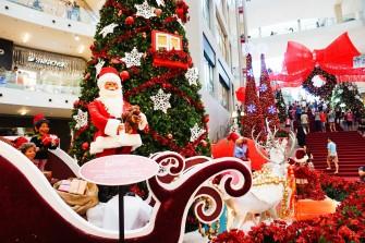 クアラルンプールで過ごす南国クリスマス
