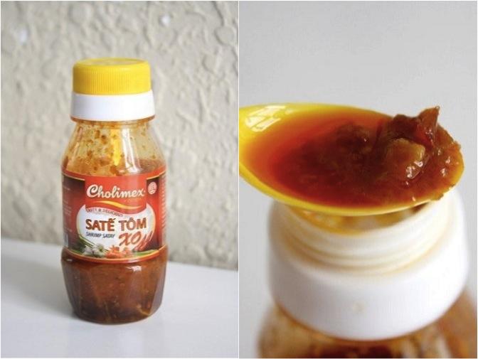 ベトナムのおすすめ調味料!エビの旨味が凝縮されたラー油「サテ・トム」