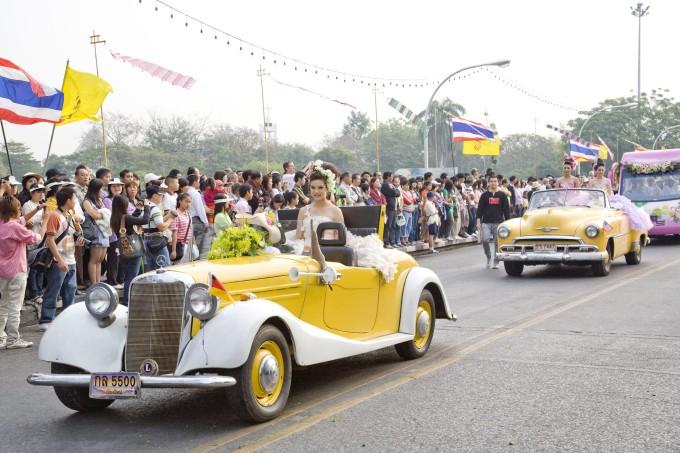 Chiang Mai Flower Festival, Chiang Mai (21)