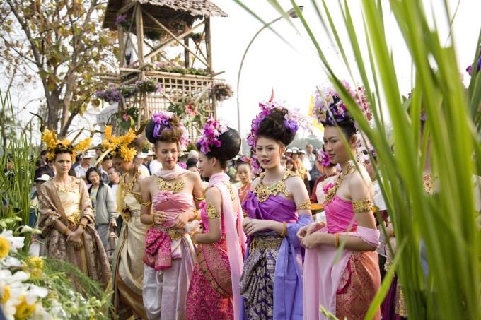Chiang Mai Flower Festival, Chiang Mai (25) (1)