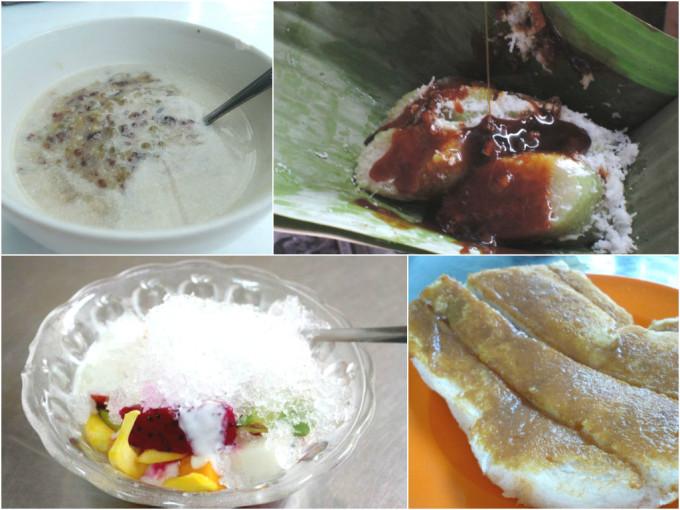 デザート感覚!屋台で食べる東南アジアの朝食