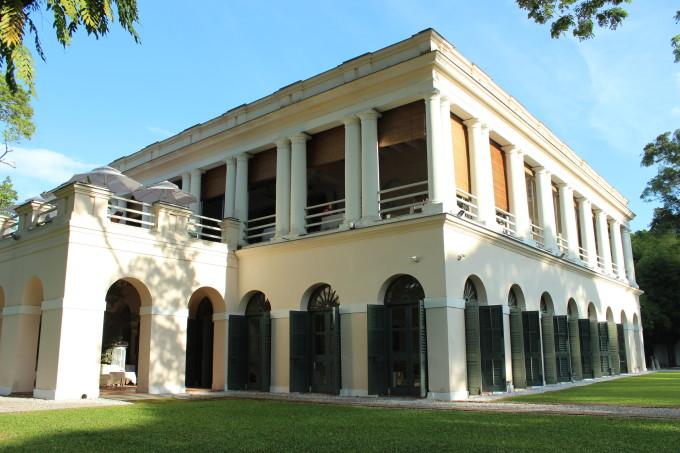 ペナン島の歴史ある邸宅「サフォークハウス」のハイティー