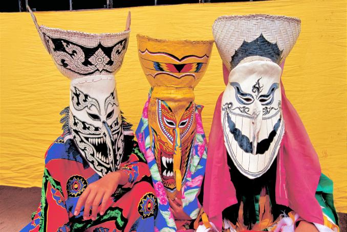 Phi Ta Khon, Loei, Thailand Events and Festivals