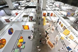 1月22日から「Art Stage Singapore 2015」開催!