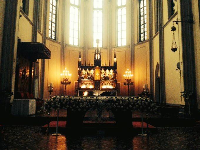 ジャカルタ最大級!カトリック大聖堂