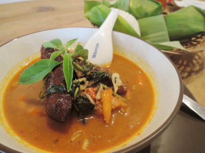 【閉店】ジョグジャカルタの地元食材を使った自然派レストラン