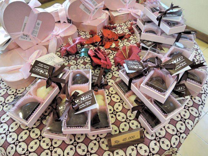 インドネシア「Monggoチョコレート」とバレンタイン事情