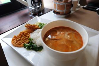 ヤンゴンで人気のお洒落カフェ「RANGOON TEA HOUSE」