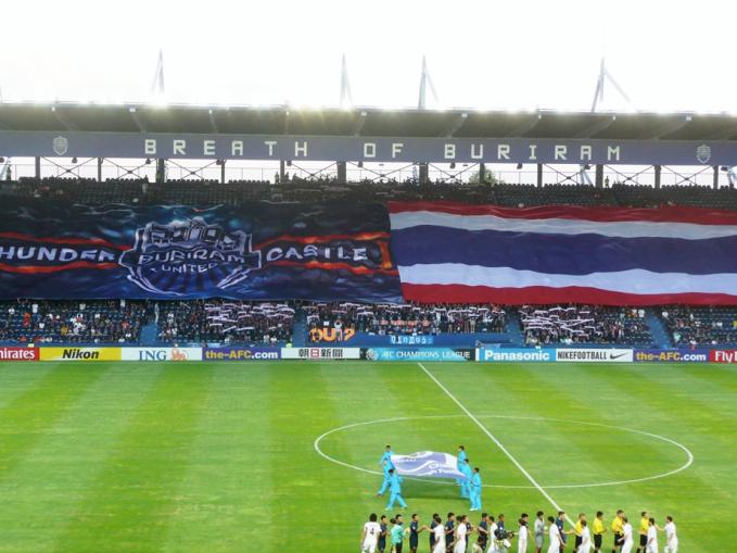 タイでF1グランプリ開催も間近!? 1つのサッカークラブが全てを変えた町「ブリーラム」