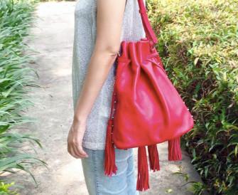 タイ人デザイナーが提案する愛されバッグ