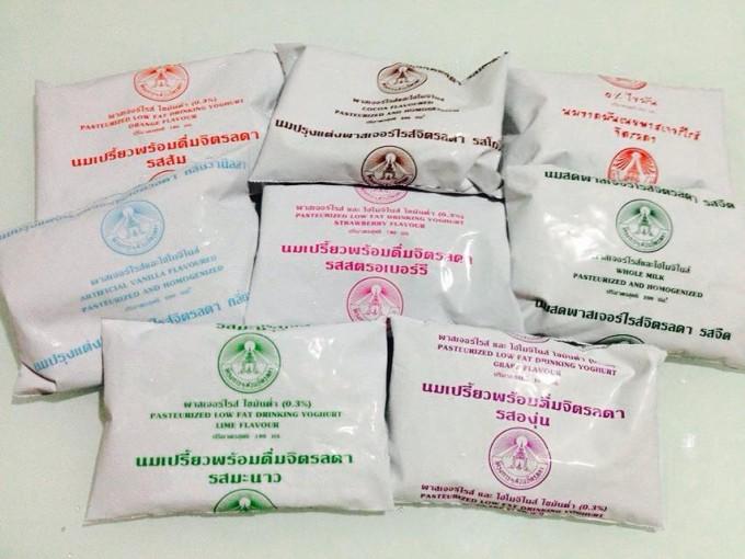 タイの牛乳は袋入り!?タイ人が学生時代を思い出す袋入り牛乳をご紹介