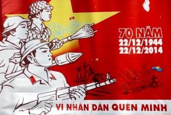 街歩きしながら楽しみたいベトナムのプロパガンダアート