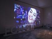 Video Installation at Lift Lobby