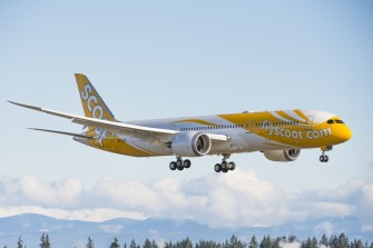 LCCスクートが関西国際空港からアジア3都市へ新規就航!