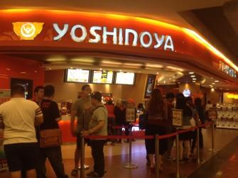 ジャカルタに進出している日本食チェーン