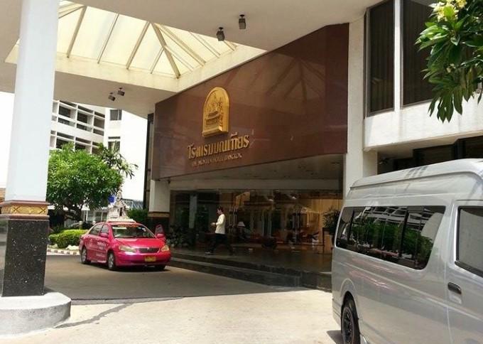 バンコク・モンティエンホテルで食べる名物カオマンガイ