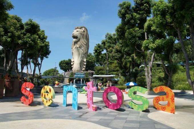 シンガポールのリゾートアイランド「セントーサ島」に注目